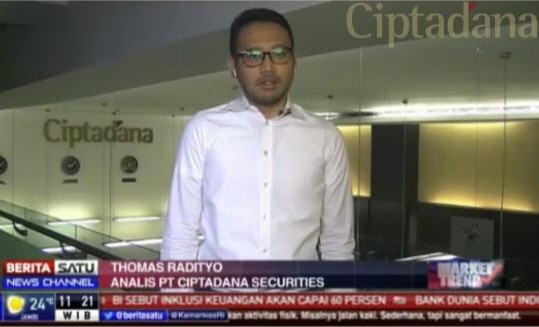 Thomas radityo